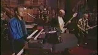 "Peter Gabriel ""Red Rain"" on Letterman 1994 UPGRADE"