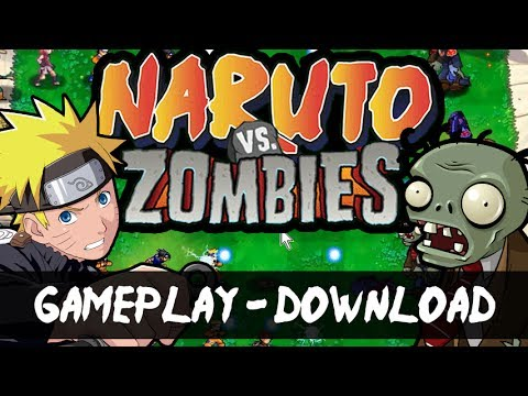 Naruto VS Zombies - Gameplay - Trailer - Download