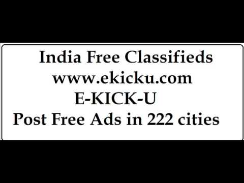 Delhi free classifieds - ekicku.in