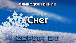 Природоведение 20. Снег
