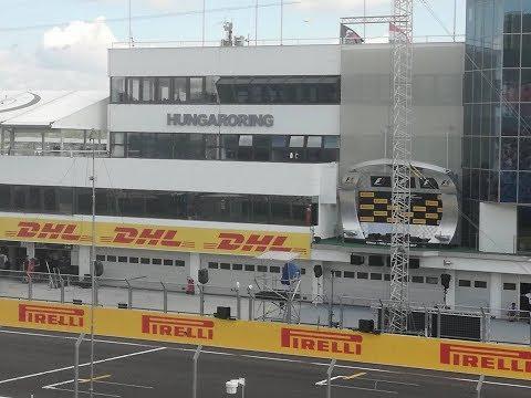 HUNGARORING F1 FORMULA