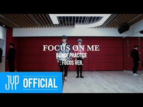 "Jus2 ""FOCUS ON ME"" Dance Practice (FOCUS Ver.)"