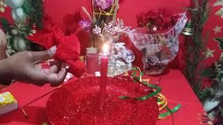 Ritual cn Ropa interior roja para fin de año navidad y año nuevo