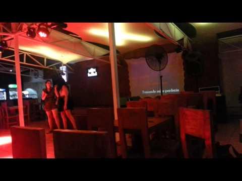 Noche ganadora de karaoke en Punta del este, Rancagua.