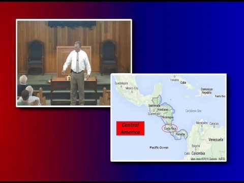 Kenny Moorer's Costa Rica Report