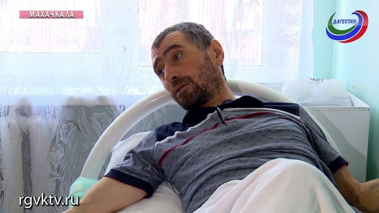 В Дагестане фермер выжил после укуса гюрзы
