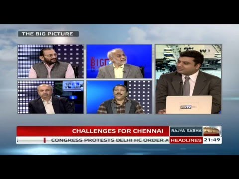 The Big Picture - Challenges for Chennai: Need to rethink role of civic bodies?