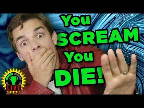 GTLive: HALLOWEEN in VR! | Try Not to Scream VR Challenge