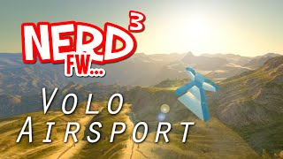 Nerd³ FW - Volo Airsport