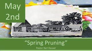May 2 Worship Southminster Presbyterian Church St. Louis Live Stream