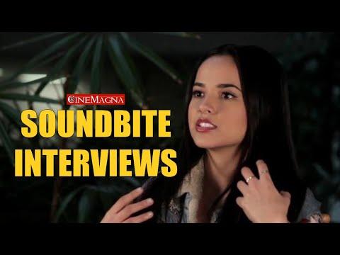 AXL Movie Behind The Scenes Cast and Crew Interview Alex Neustaedter