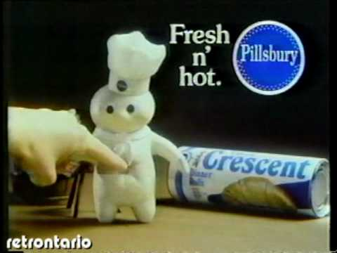 Pillsbury Doughboy 1982