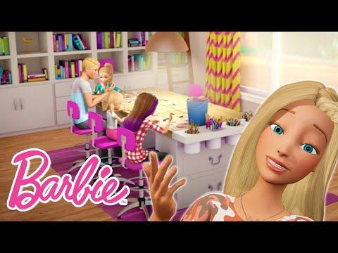 HOUSE TOUR! 🏠 | Barbie Vlogs