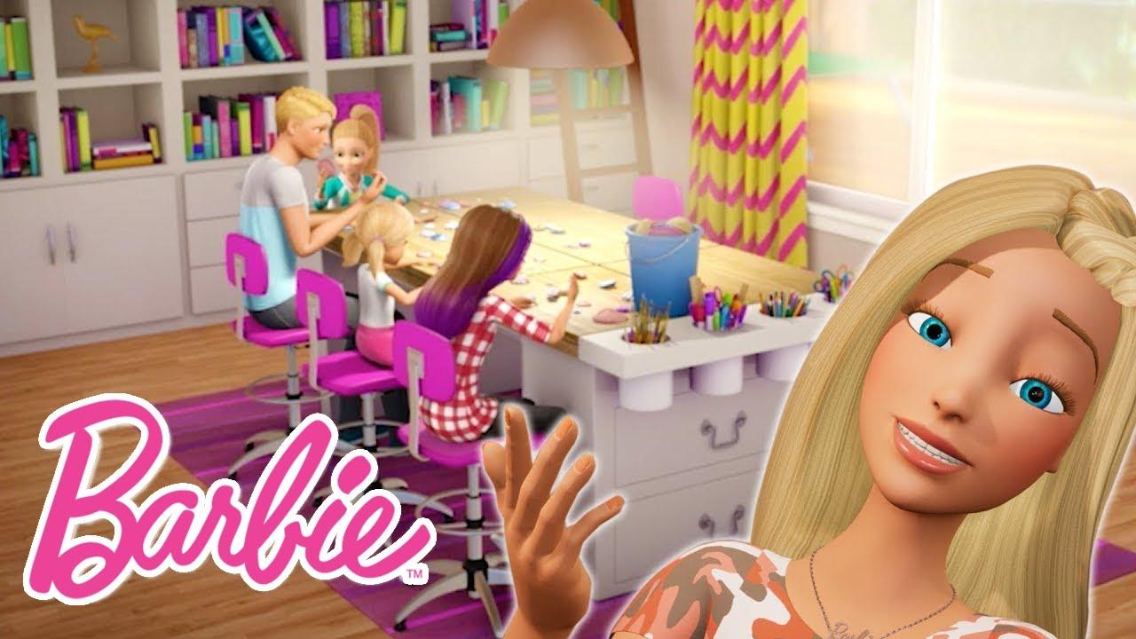 HOUSE TOUR! ???? | Barbie Vlog | Episode 59