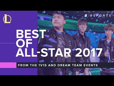 The Best of All-Star Los Angeles 2017 (LoL)