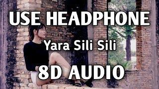 8D Song | Yara Sili Sili Birha ka Rat ka Jalna| Lata Mangeshkar | Music Live-India