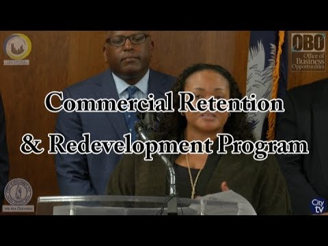 City of Columbia Launches the Commercial Retention & Redevelopment Program