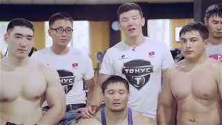 Тонус 11 - Урмат Насыкулов - Эмил Надырбаев - Бодибилдинг