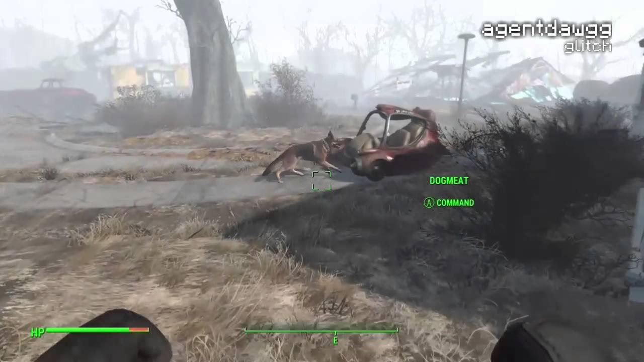 Fallout 4 Ep Glitch