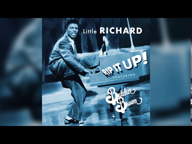 Little Richard - Rip It Up (feat. Butcher Brown) (Official Audio)
