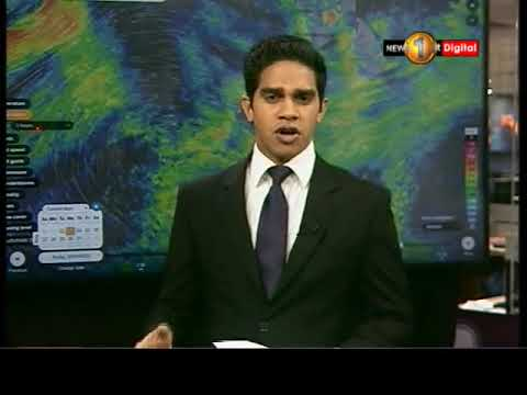 News 1st: Adverse weather in Sri Lanka