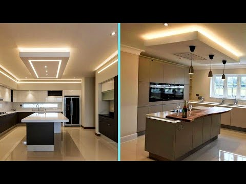 Best Kitchen Ceiling Design Ideas Kitchen Pop And False Ceiling Designs Youtube