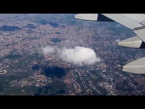 Milano vista dallalto panorama aereo aerial view  YouTube