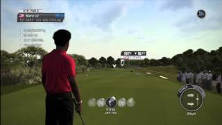 Tiger Woods PGA Tour 14 Gameplay: Leaderboard Round