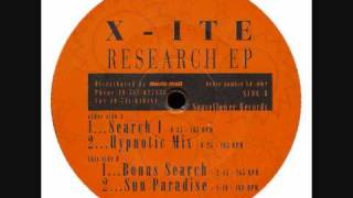 X-Ite - Research