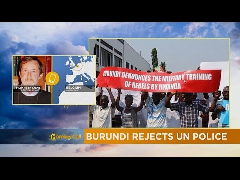 Burundi and UN tug of war [The Morning Call]