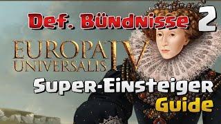 Super Einsteiger Guide | EU 4 ★ Diplomatie Einstieg ★ EU 4 Guide Deutsch