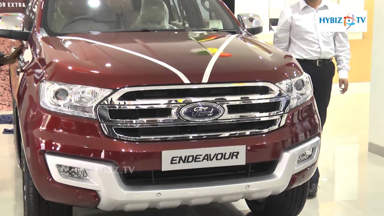 Ford Endeavour 2016 Launched Price In India 2364 Lakhs