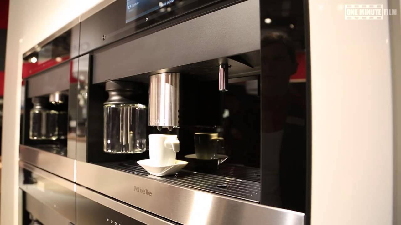 Cva 6805 By Miele Explained In One Minute Youtube