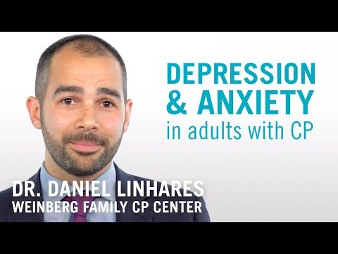 Depression & Anxiety In Adults With CP