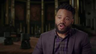 BLACK PANTHER Official Interview - Ryan Coogler