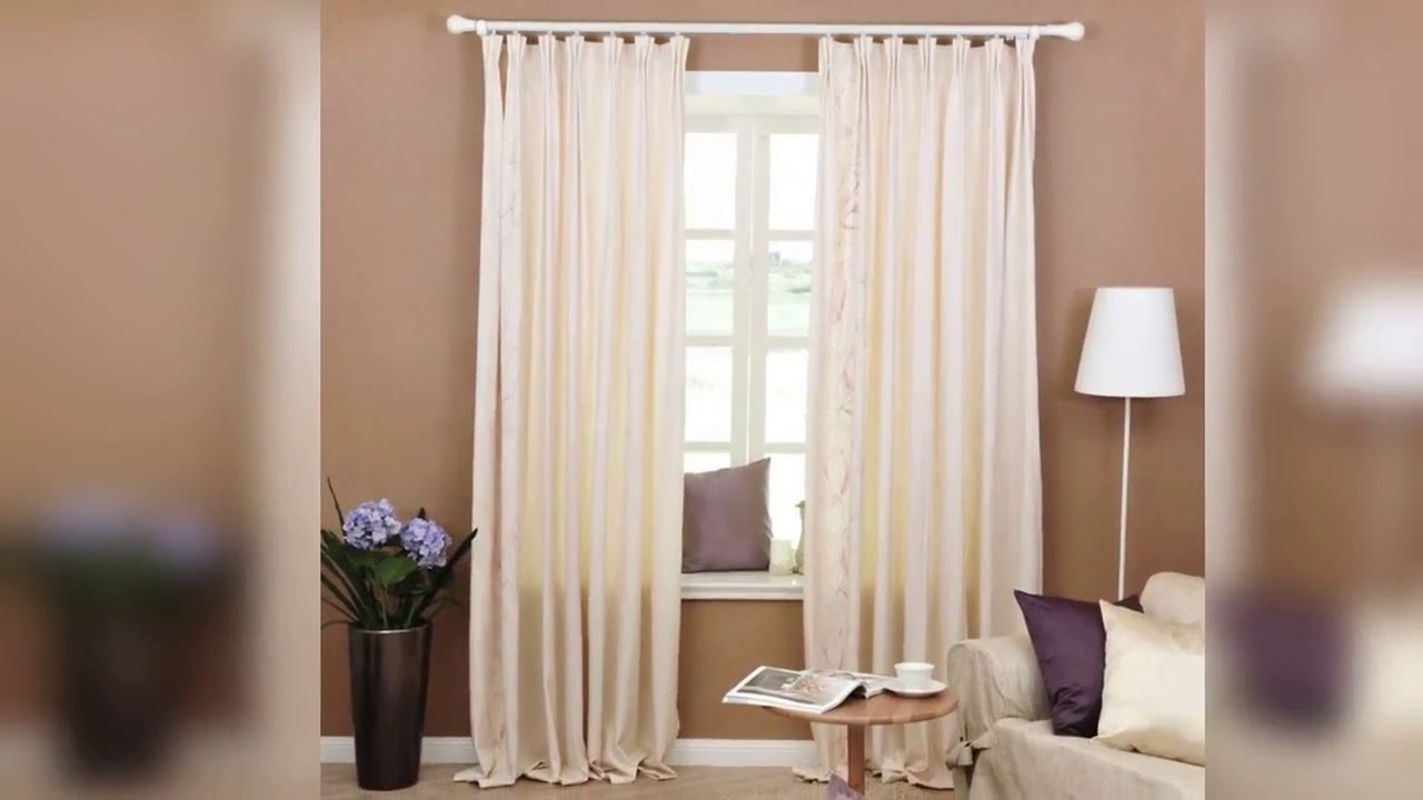 Curtain ideas for small living room windows Dining room ... on Dining Room Curtain Ideas  id=37056