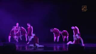 Студия джаз-модерн танца
