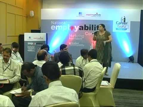 Solutions for you; solutions by you:Skill building session-National Employability Conclave,Pune