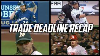 MLB | 2016 Trade Deadline Recap