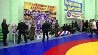 Краевой турнир по боевому самбо