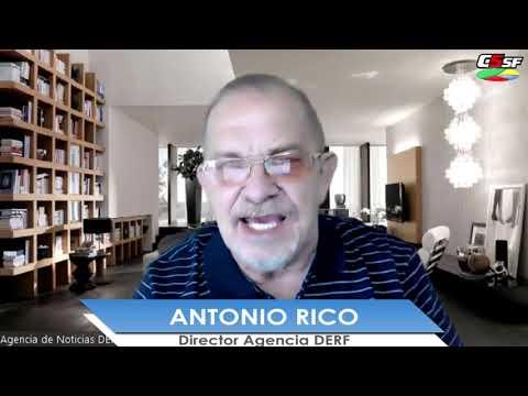 ANTONIO RICO - VACUNAS Y OTROS TEMAS