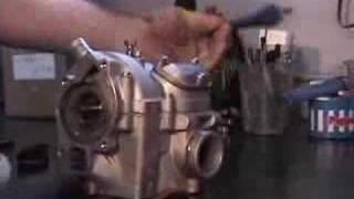 KTM RFS Water Pump Seal Replacement
