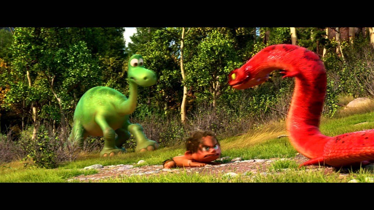 Den Gode Dinosaur På Kino Fra 22 Januar Youtube