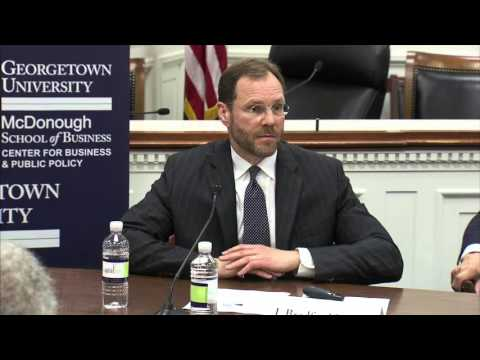 Georgetown on the Hill: Why Services Trade is So Important to the U.S. Economy: An Overview