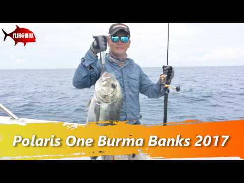 Burma Banks Offshore - Polaris One - GT