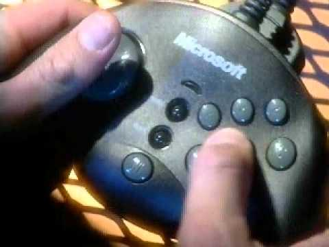 MICROSOFT SIDEWINDER GAMEPAD USB 64BIT DRIVER DOWNLOAD