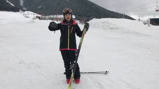 初級滑雪第一堂 (雙板器材基礎) - 廣東話版 Basic ski equipment knowledge for beginner skiers (Cantonese)