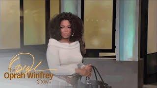 Oprah Reveals What's In Her Purse | The Oprah Winfrey Show | Oprah Winfrey Network