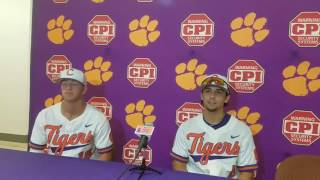 TigerNet.com - Eubanks, Pinder post Wake - 4.22.17