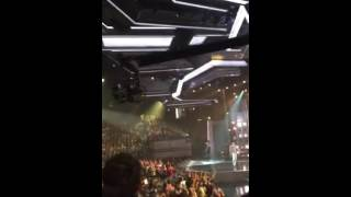 Kenny Chesney ACM awards 2016 Noises